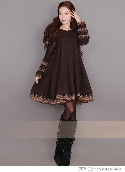 连衣裙的多种风格